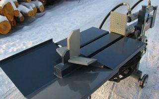 Самостоятельное изготовление дровокола