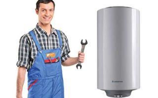 Установка и ремонт водонагревателей специалистами Петербургской Ремонтной Службой