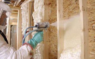 Использование пенополиуретана в строительстве и не только