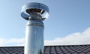 Конструктивные особенности дефлектора на дымоход