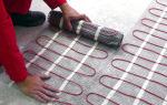 Советы по укладке электрического теплого пола под плитку