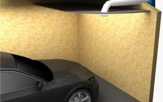 Самостоятельная установка вентиляционной системы в гараже