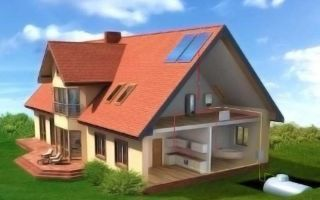 Устройство автономной газификации для частного дома