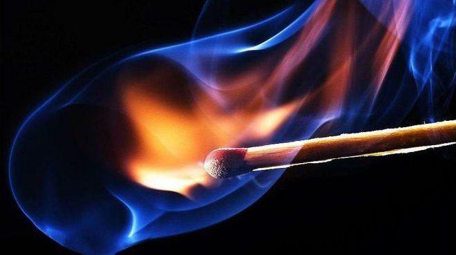 Устойчивость к открытому огню