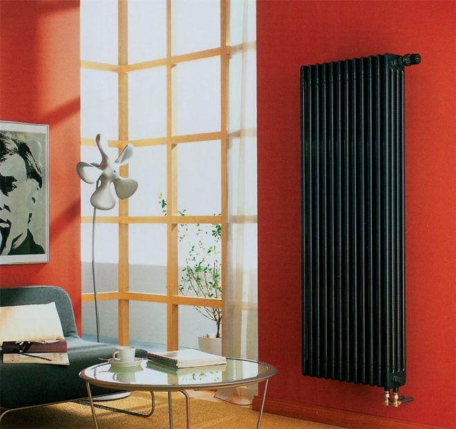 Чугунные вертикальные радиаторы