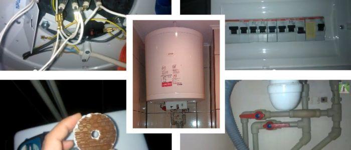 «Мастеровой Екб» - сертифицированная установка водонагревателей5
