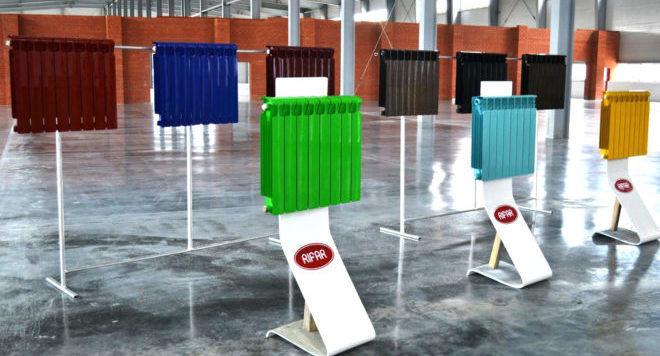 Модельный ряд радиаторов RIFAR