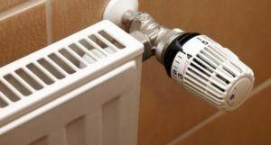 Правильное расположение термоголовки
