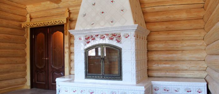 Строительство печей и каминов фирмой Веста-керамика2