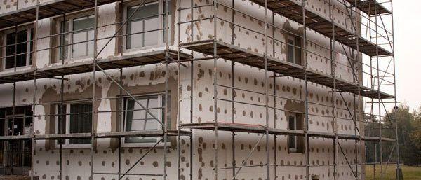 Услуги термоизоляции зданий от Питерской компании Наш Город5
