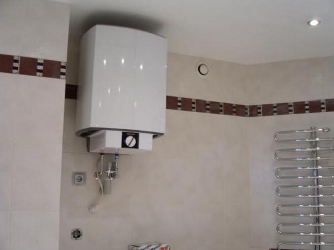 Установка и подключение водонагревателей