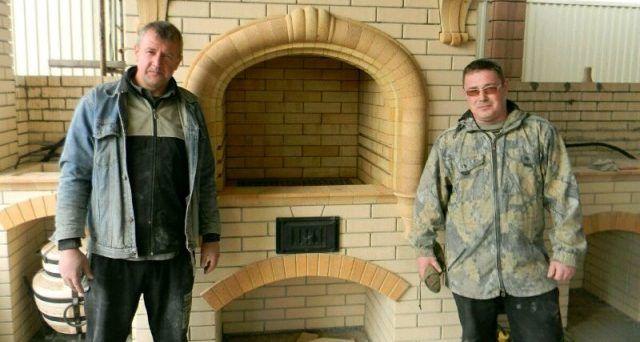 Печники Роман и Игорь