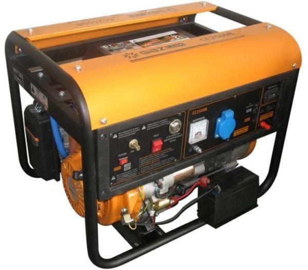 Газовый генератор GAZLUX СС2500B