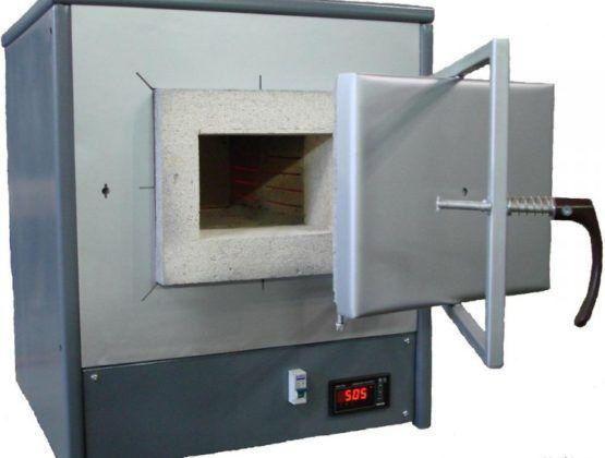Электрическая муфельная печь