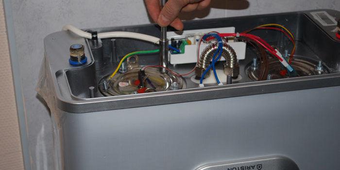 Фирма РемРада производит ремонт водонагревателей3
