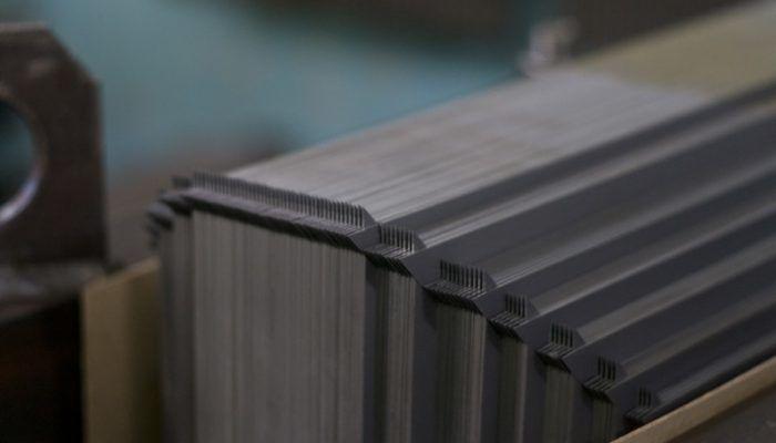 Листовая сталь для сборки корпуса