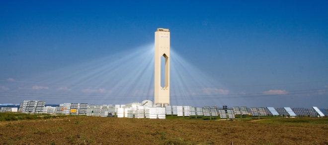 Солнечно-вакуумные электростанции