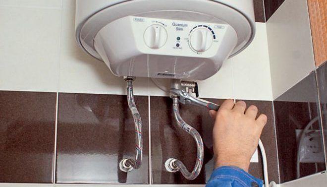 Установка водонагревателей компанией Ремонт152 3