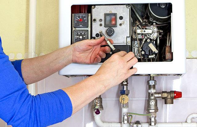 Обслуживание водонагревательных систем от фирмы «Макси-Сервис»