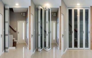 Какую дверь выбрать для маленькой комнаты?