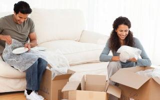 Как переехать и подготовиться к переезду – шаг за шагом