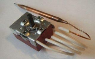 Вопрос №19 — Как самому изготовить терморегулятор для водонагревателя?