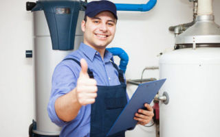 «Мастеровой Екб» — сертифицированная установка водонагревателей