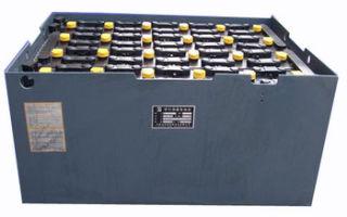 Тяговые аккумуляторы для промышленного применения