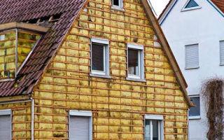 Теплый дом – успех! Утепление стен