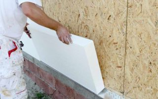 Чем утеплить внешние стены дома