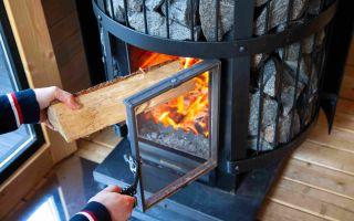 5 преимуществ дровяной печи для бани