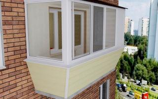 Преимущества и недостатки застекленного балкона
