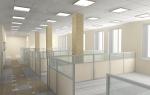 Преимущества офисных стеклянных перегородок