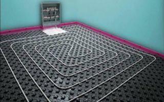 Современный и качественный теплый пол от компании Прометей