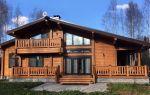 Строительство домов из бруса в Москве и МО
