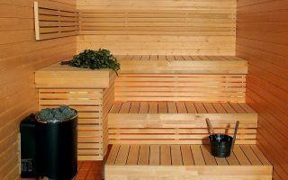 Как построить традиционную баню