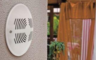 Принцип устройства и критерии выбора приточного клапана в стену