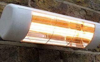 Плюсы и минусы инфракрасных обогревателей с терморегулятором в условиях дачи
