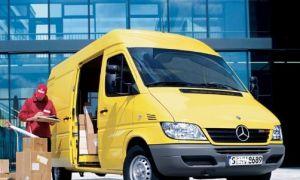 Грузовое такси для перевозки мебели