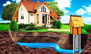 Водоснабжение частного дома в Московской области