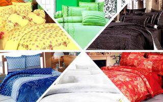 Бязь или сатин – из какого материала постельное белье будет лучше?