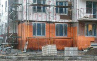 """""""На все руки мастер"""" – эффективная теплоизоляция фасадов в Перми"""