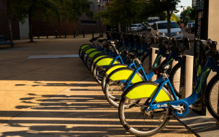 Преимущества аренды велосипеда