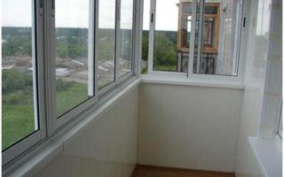 Особенности остекления балкона