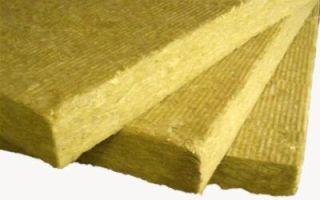 Что такое минеральная вата?