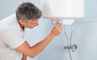 Гормастер поможет решить любые проблемы с водонагревателем