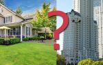 Аренда дома против аренды квартиры: факторы, которые следует учитывать