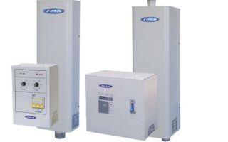 Расчет мощности электрокотла для отопления дома 100 квадратных метров