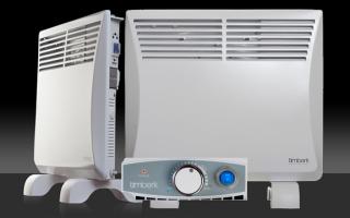 Преимущества и недостатки настенных электрических конвекторов отопления