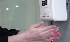 Основные преимущества использования дозатора дезинфицирующего средства для рук